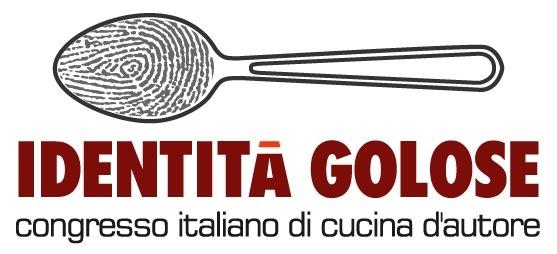 Logo identità Golose